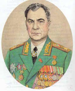 Dmitry Timofeyevich Yazov