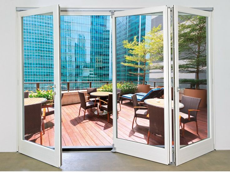 Download the catalogue and request prices of Fs folding sliding door by Alpilegno, folding sliding door, Frames For Large Openings line