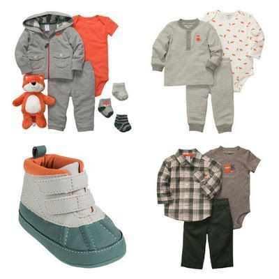 Carters Baby Boy Collection