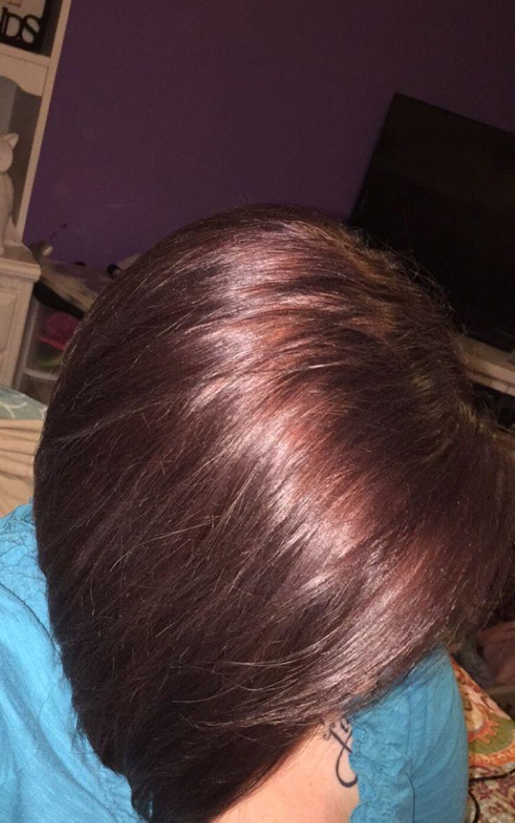 1000 ideas about chocolate cherry hair on pinterest