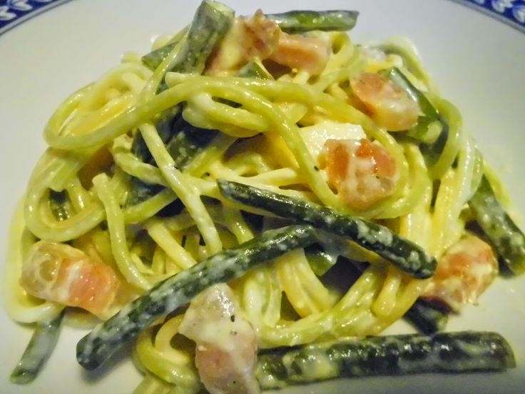 "Ventura´s kitchen: O Meu ""Spaghetti alla Carbonara"""