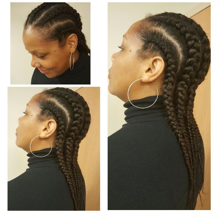 Dess Braids For This Hair Splendor Beauty Styled By Owner Kim Radfordva