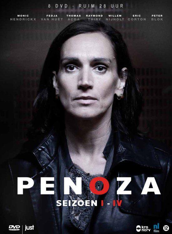 penoza - seizoen 1 t/m 4 || just bridge entertainment || de hitserie