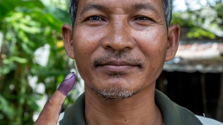 Local election tests change in Cambodia's politics Voters in Cambodia vote in local polls seen as a test for leadership in advance of general election next year.