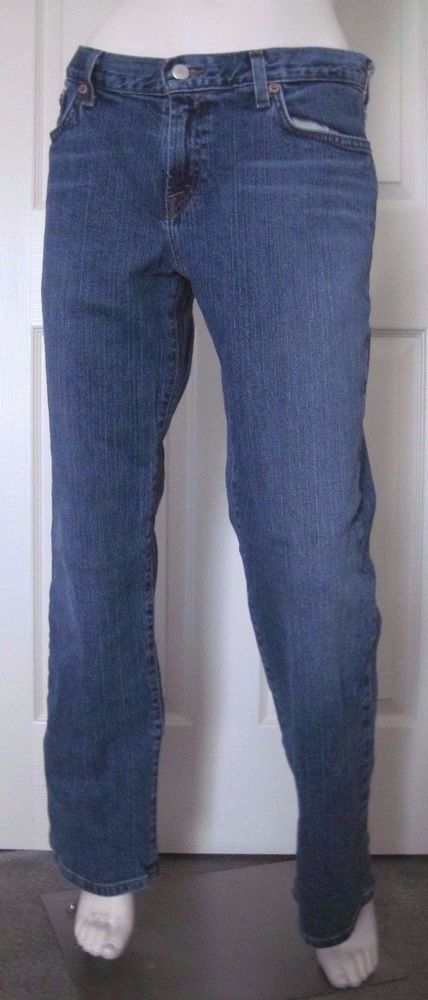 Lucky Brand Blue Men's Josie Dungarees Jeans, Size 30 Regular Classic Fit #LuckyBrand #ClassicStraightLeg #Jeans
