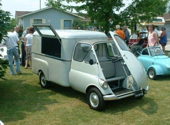 urkel goes camping bubblecar camper