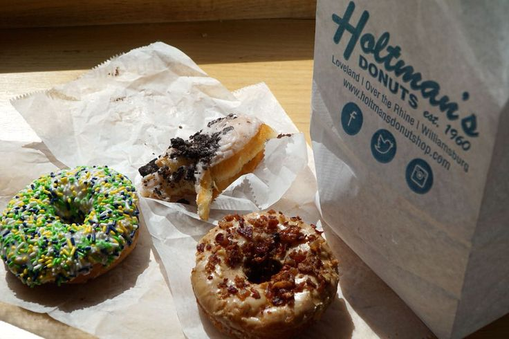 holtmans donuts best things to eat cincinnati