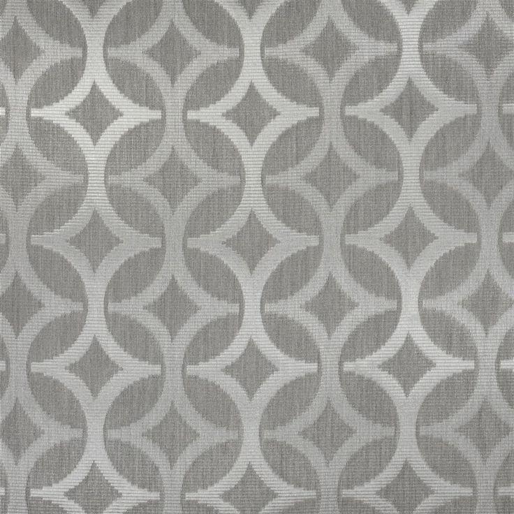koshi - graphite fabric   Designers Guild