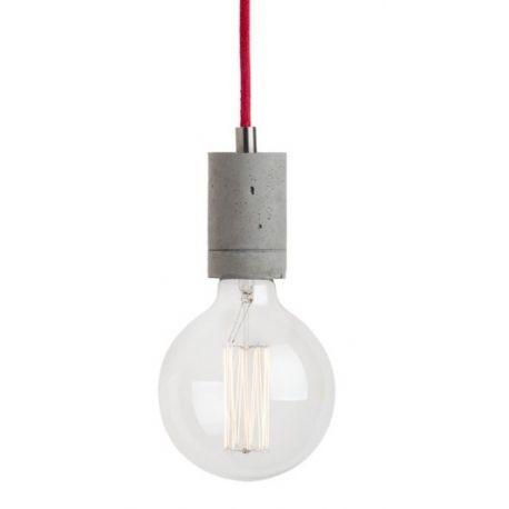 Betonowa lampa wisząca Kalla, to niezwykle urokliwy model o małym gabarycie i prostym kształcie żarówki. Przeznaczona do wnętrz typu loft, oraz nowoczesnych urządzonych ze smakiem restauracji.  http://blowupdesign.pl/pl/15-lampy-betonowe-gipsowe-industrialne-loft-design# #concrete #hanginglamps #lamps #modernlamps #lighting #loftdesign #loft #lights #lightingstore #lampazbetonu #lampaloft