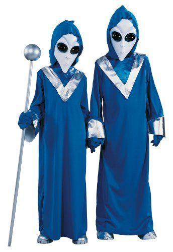 Complete Alien Costume Size Large 12-14 – 8727 Best Reviews