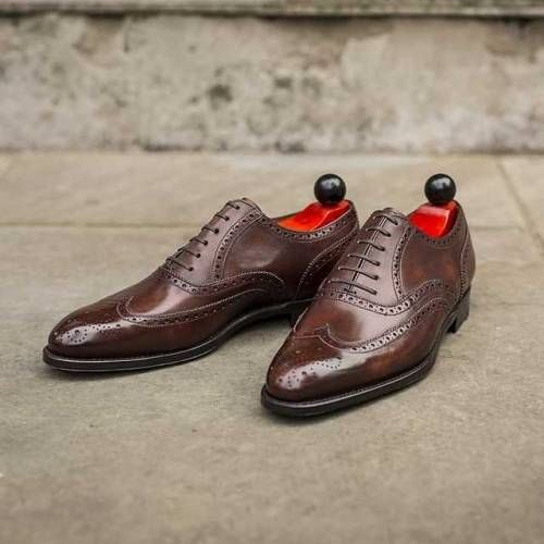a7bd05509b4 The McClure full brogue, the most versatile shoe you can own, on ...