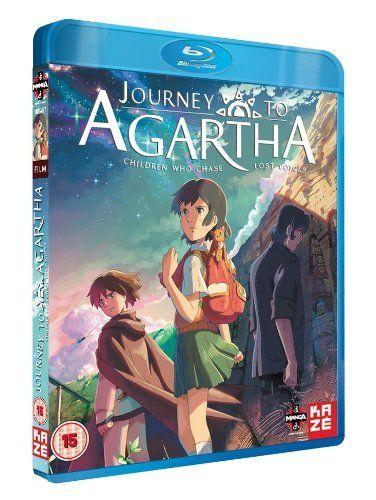 Journey to agartha blu ray blu ray megumi hayashibara http www