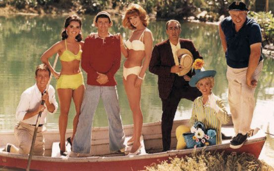 Gilligan's Island...so implausible when you think about it
