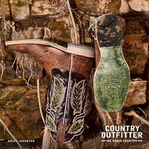 Ariat Outlaw Boots - the name says it all. | Country Outfitter ...