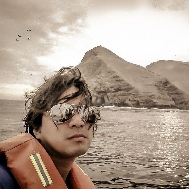 Islas Palomino - Callao Perú  #Lima #Callao #islands #Peru #mochileros #viajes