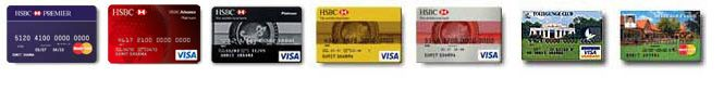 Guidelines to apply online for HSBC Bank Credit card - Every time you shop, you think that if some more money would be there, you would have bought some more things that you want to.