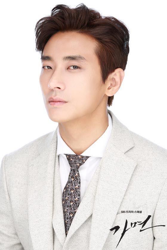 Joo Ji Hoon in the upcoming melodrama Mask