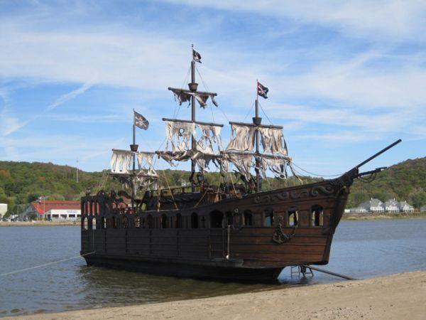 Pirate Ship for Sale - Neatorama