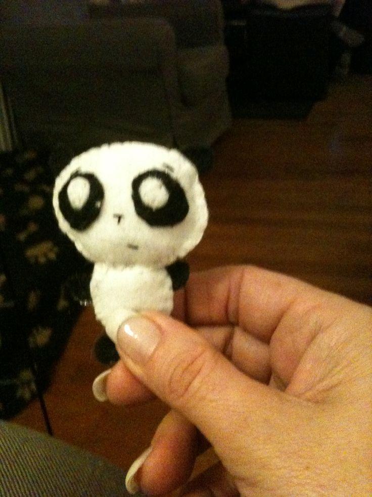 Panda piet