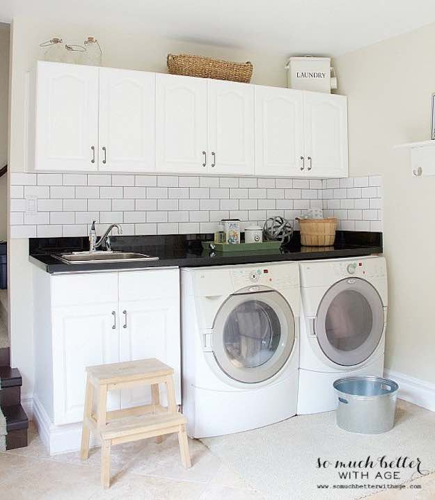 13 Best Laundry Room Ideas Inspiration Images On Pinterest Laundry Room Organization