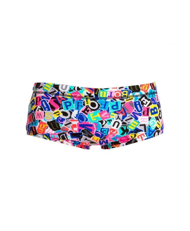 "Boy's ""Handsome Ransom"" trunk swimsuit - $35.95 