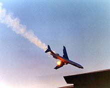 PSA FLIGHT 182 FINAL MOMENTS BEFORE CRASHING WHEN COLLIDE WHIT CESSNA 172 OVER SAN DIEGO IN 1978