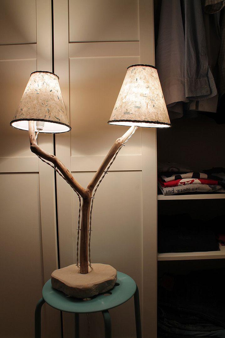 Pi di 25 fantastiche idee su paralume di filo su for Le piu belle lampade da tavolo