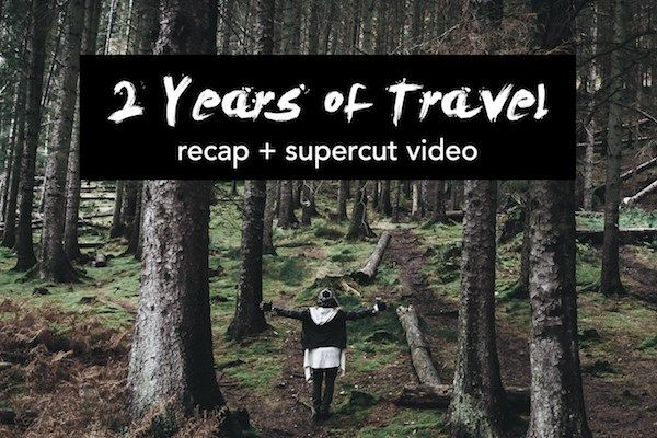 Travel Video: 2 Years of Adventure Recap and Supercut. Featuring footage from India and the Rickshaw Run, to New Year in Myanmar, sailing in Croatia and Greece, and more!