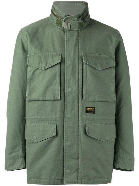 CARHARTT cargo pocket jacket. #carhartt #cloth #jacket