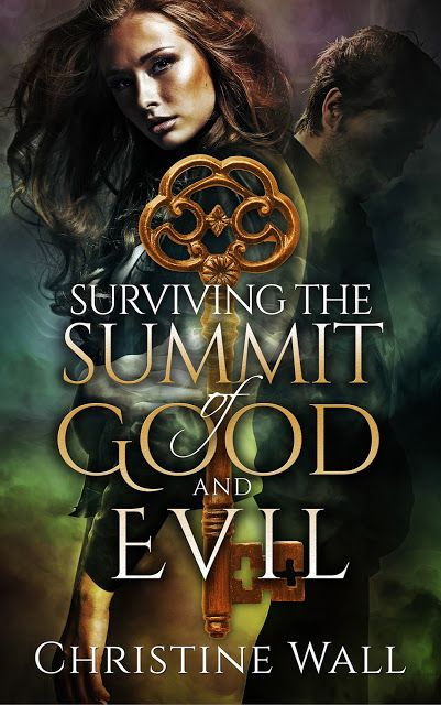 Check out the paranormal romantic suspense Surviving the Summit of Good and Evil by Christine Wall                        http://padmeslibrary.blogspot.com/2016/10/surviving-summit-of-good-and-evil-by.html
