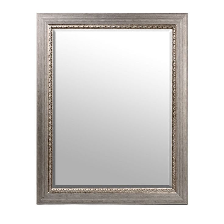 Best 25+ Silver framed mirror ideas on Pinterest | Wall ...