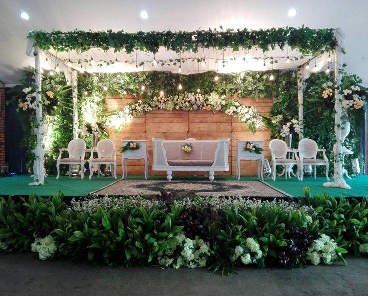 Dekorasi Pernikahan Unik Sederhana Namun Elegan Terbaru