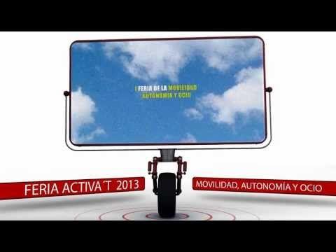 Feria Activa´T 2013 | Feria de la Movilidad, #Autonomía y Ocio - #discapacidad
