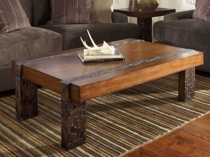 EVA Furniture   Rustic Coffee Tables Are Recommended For Those Who Love  Nature Very Much. Coffee Table With Storage, Rustic Trunk Coffee Table, Small  Coffee ...