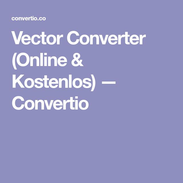 Vector image converter online free game