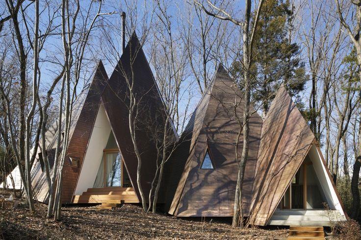 Galeria de Nasu Tepee / Hiroshi Nakamura & NAP - 1