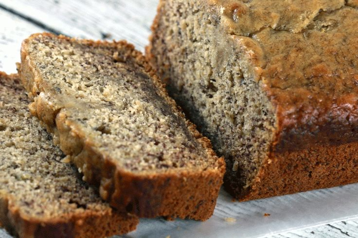 The Perfect Banana Bread - Banana bread is such a classic and delicious dessert! And we have the PERFECT recipe for you! This recipe will give you yummy, mouth-watering banana bread in under one hour! | ScrambledChefs.com