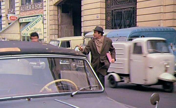 Lambretta Lambro 175 in 'Ho!' Movie - 1968
