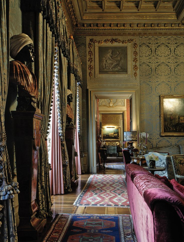 7 best palazzo principe massimo images on pinterest for Great home interiors
