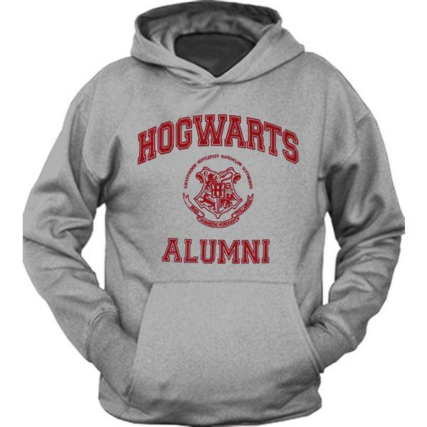 Livre de Harry Potter Poudlard cool Alumni inspiré Hoodie Sweat-shirt ($26) ❤ liked on Polyvore featuring tops, hoodies, sweatshirts, petite hoodie, petite hoodies, hooded pullover, hoodie sweatshirts and hooded pullover sweatshirt
