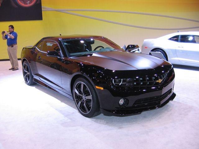 Black Camaro.......yuuuuuuummmmm