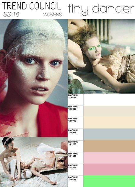 foto de Pin by Becky Gilmour on Purity Color trends 2016 trends Summer 2016 trends