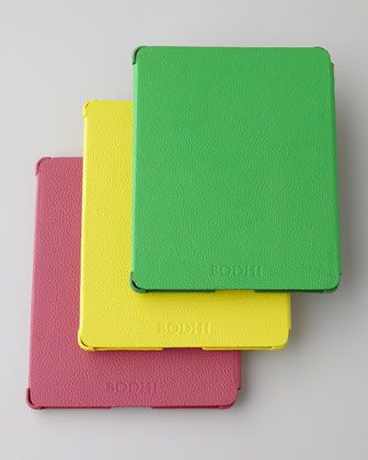 UltraThin leather iPad cases for the mobile team