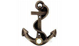 Novelty Custom Hardware - Door Bells Collection - Anchor Door Bell - ( 923 )