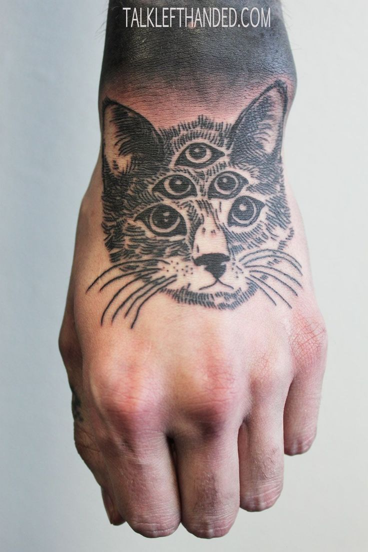 If you decide to get a tattoo look at the image of a fox this animal - When Cats Are Starring At You It Can Be Embarrassing But If