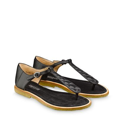 ANGULUS SS14 Womens Sandals Style 5435 Black