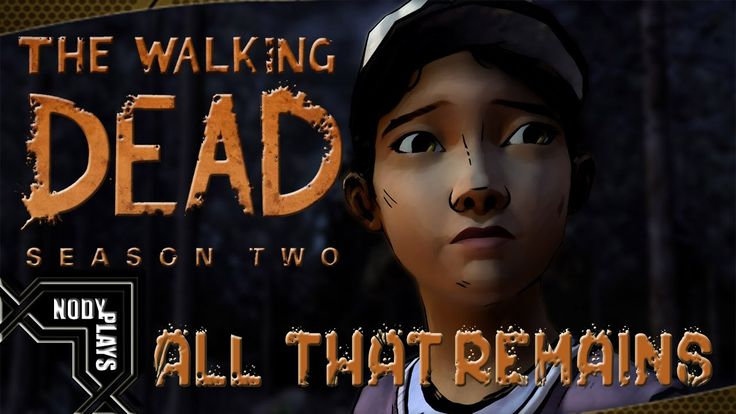 Twitch Livestream | The Walking Dead Season 2  - Chapter 1 -Full Playthr...