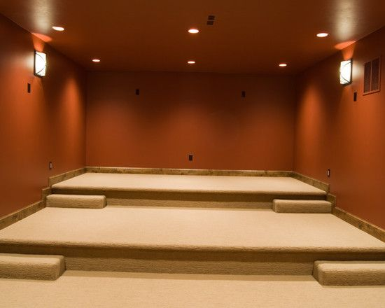 home theatre and media design and installation design pictures remodel decor and ideas - Home Theater Room Design Ideas
