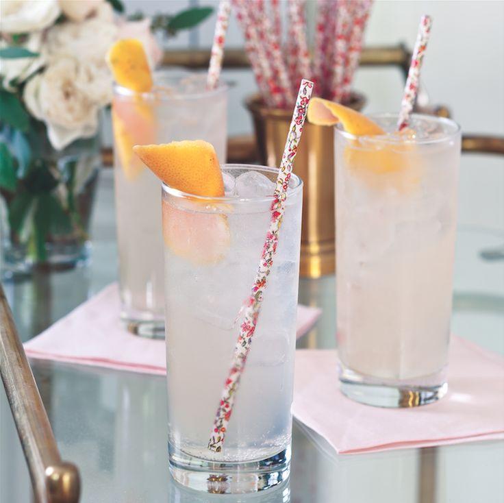 St. Germain Gin - a tasty twist on a gin & tonic!