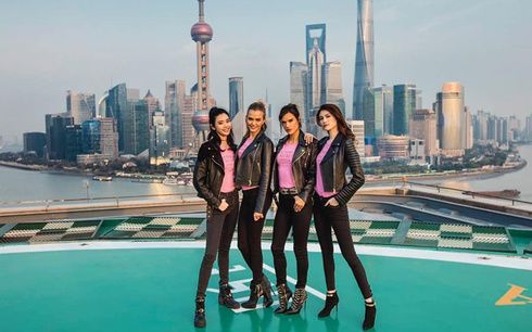 2017年のヴィクトリアズ・シークレット・ファッションショーは上海で開催!?
